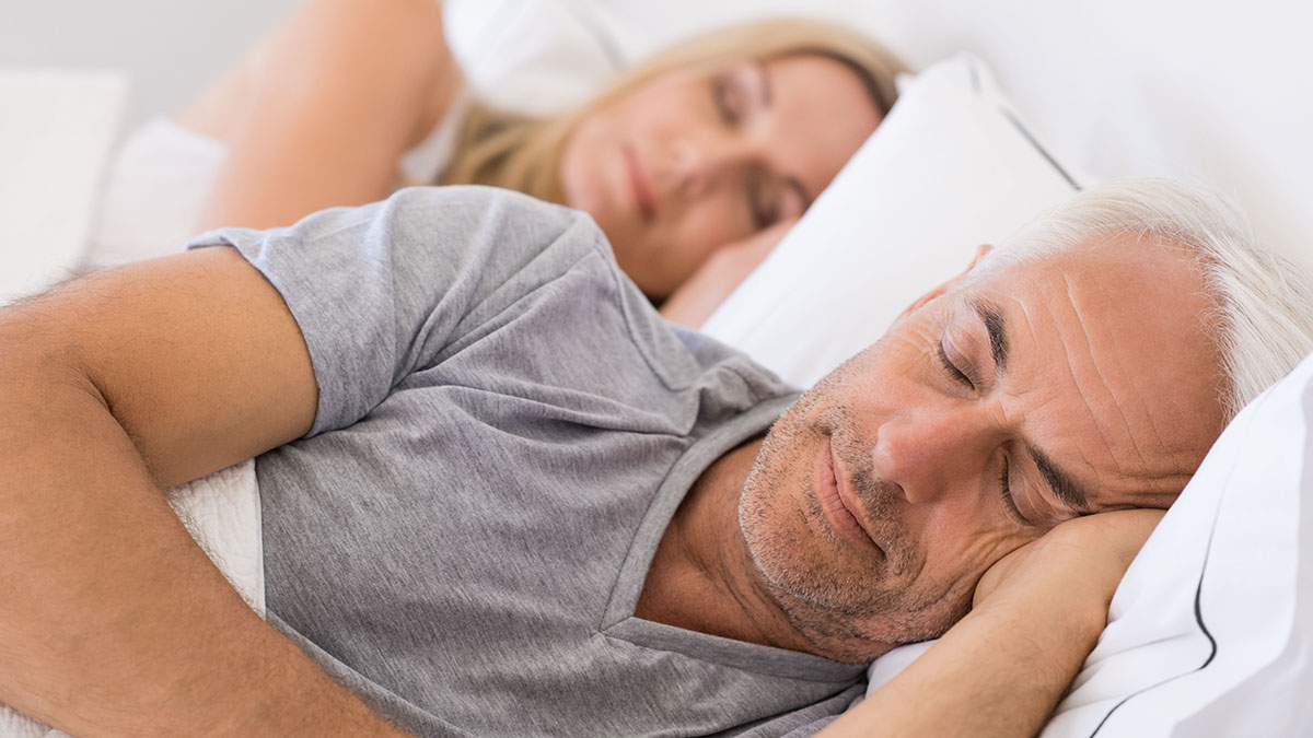 Why you need to stop snoring