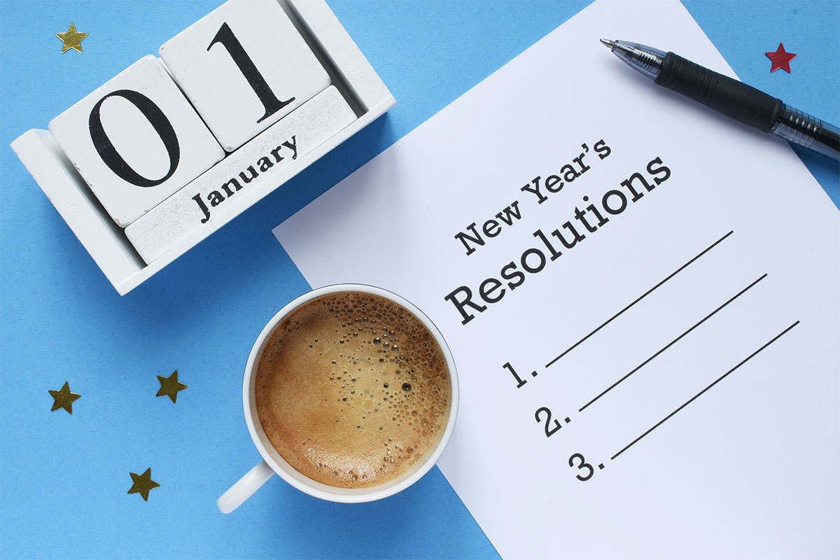 New Year's Resolution List: Better Sleep!
